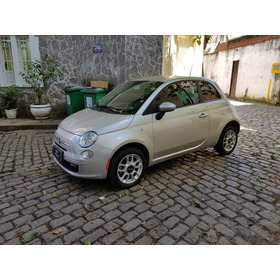 Fiat 500 1.4 Cult Flex Manual 2012