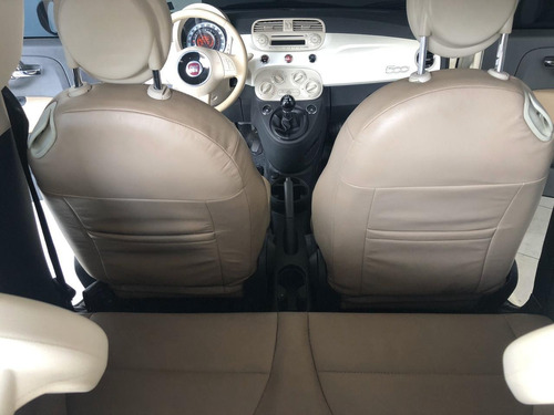fiat 500 1.4 cult manual - 2012 55.000km