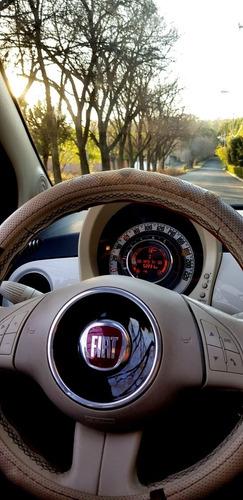 fiat 500 1.4 hb vintage dualtronic qc piel at 2009