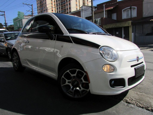 fiat 500 1.4 sport air 16v gasolina 2p manual