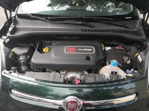 fiat 500 1.4 turbo at 2016