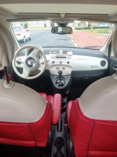 fiat 500 2012 1.4 3p lounge dualtronic qc at