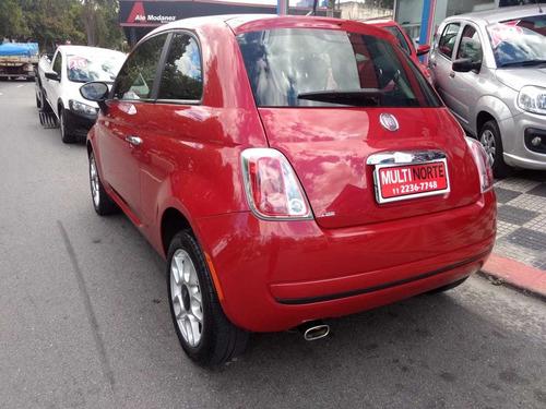 fiat 500 2012 1.4 automatico