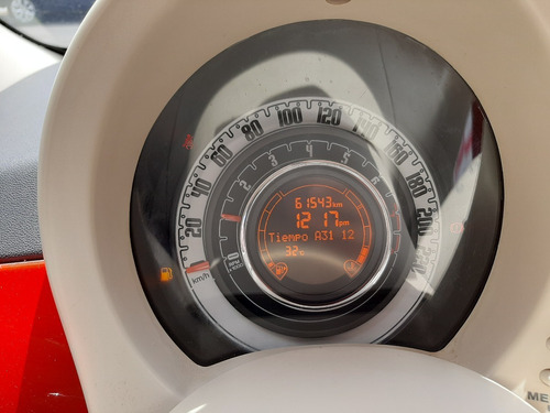 fiat 500 2012 1.4 cult 85cv usados taraborelli