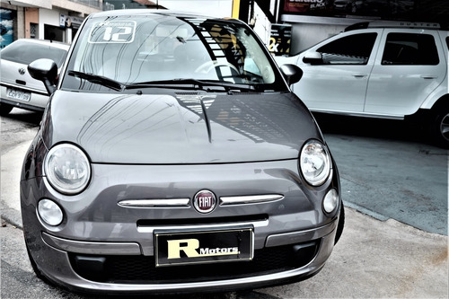 fiat  500  2012  1.4 cult flex dualogic 3p