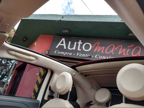 fiat 500 2015 1.4 lounge automatico cabriolet tomo auto