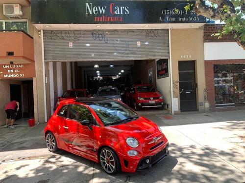 fiat 500 2019 1.4 abarth 595 165cv new cars