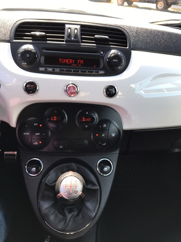 fiat 500 3p convertible abarth 1.4 man  2014