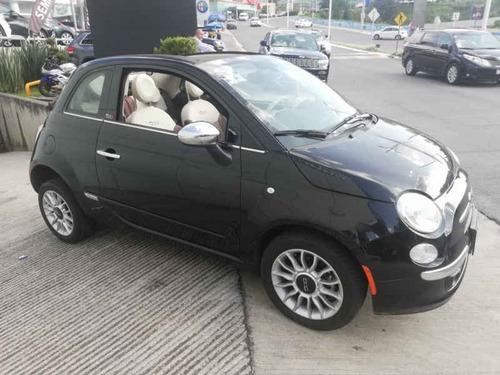 fiat 500 3p lounge cabrio l4/1.4 aut