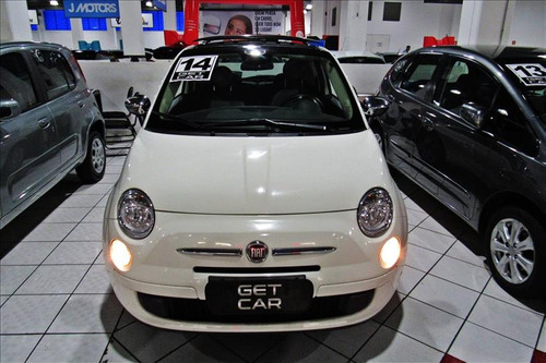 fiat 500 500 cult 1.4 8v flex 2p manual