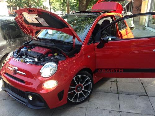 fiat 500 abarth 0km 595 165cv turbo auto nuevo full precio26