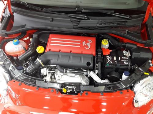 fiat 500 abarth 0km 595 165cv turbo auto nuevo full precio28