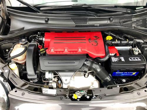 fiat 500 abarth turbo 160hp estandar unico dueño fact orig