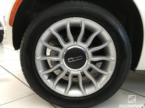 fiat 500 cabrio 1.4 aut. 2014