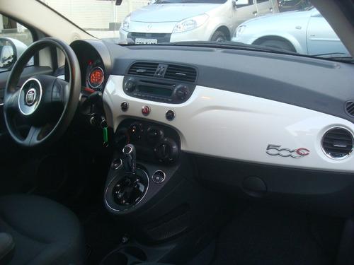 fiat 500 cabrio automatizado 8 v 2014