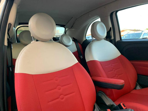 fiat 500 cabrio dual