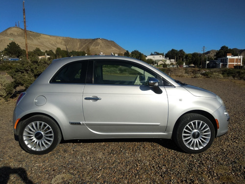 fiat 500 lounge at
