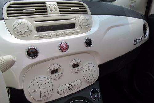 fiat 500 lounge convertible 2015 automatico audio beats