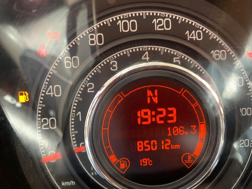 fiat 500 sport 1.4 completo dualogic 2010 único dono