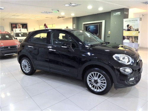 fiat 500x pop 4x2 entrega inmediata solo en color negro