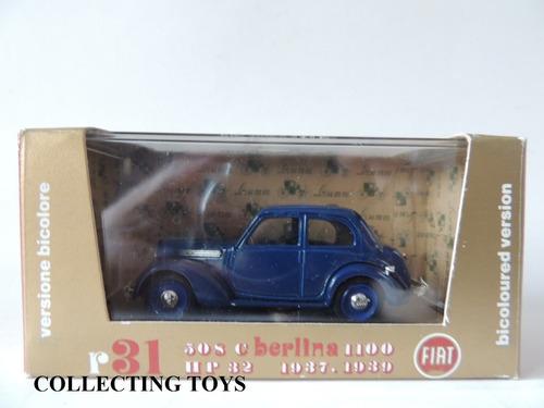 fiat 508 c berlina 1937/39 - brumm -1:43   (lv 95)