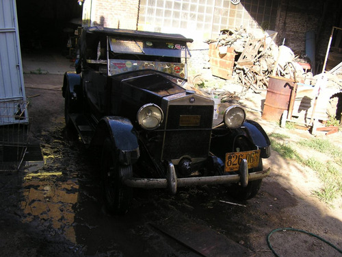 fiat 509 auto de coleccion 100% original boiturette