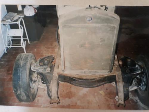 fiat 520 phaeton 1931 - hot rod - desmontado motor v8 dodge