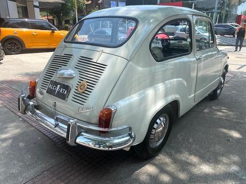 fiat 600 e berlina 1971