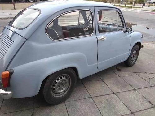 fiat 600 r 1973