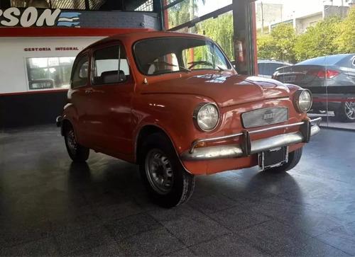 fiat 600 s 1971