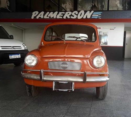 fiat 600  s 1971 permuto !!!