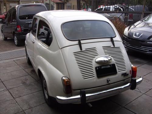 fiat 600 s  1978 ge automotores.