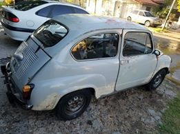 fiat 600r 1977 motor impecable
