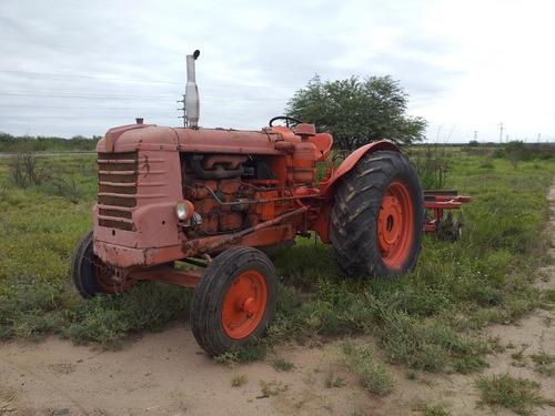 fiat 60r con 3 puntos tractor