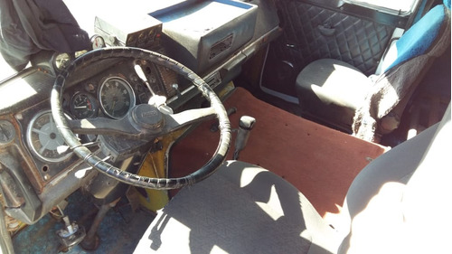 fiat 619 tractor motor reparado finac/permt zaccocamiones
