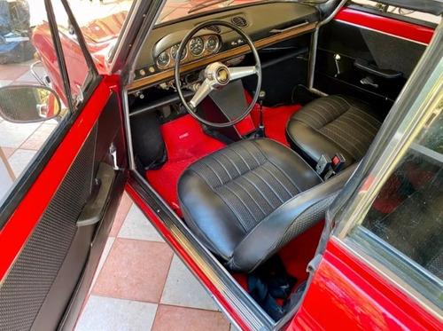 fiat 800 coupe original antiguo clasico - spider techo duro