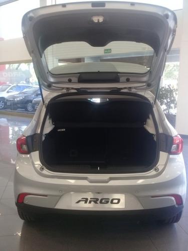 fiat argo 1.3 drive 2018 5p  pack conectividad