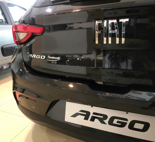 fiat argo 1.3 drive gse 0km 2018 taraborelli