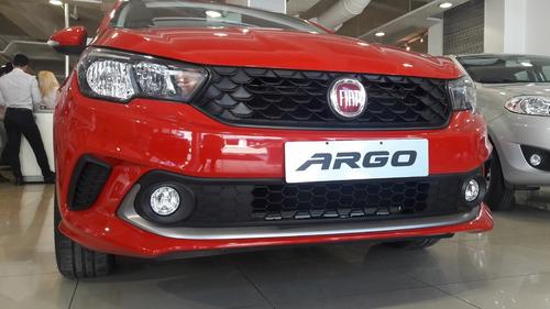 fiat argo 1.3 drive gsr 0km taraborelli s/miguel c/anticipo!