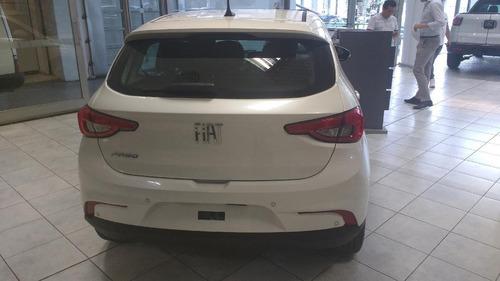 fiat argo 1.3 drive gsr blanco $65.300 shey
