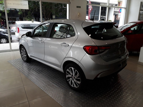 fiat argo 1.3 drive pack conectividad manual 0km jr