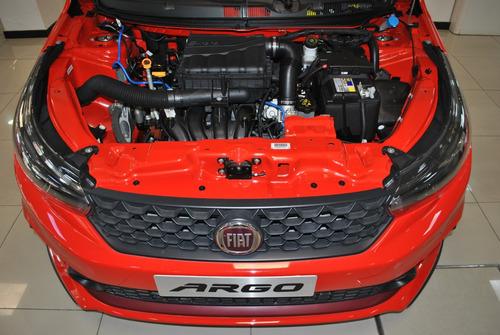 fiat argo 1.8 hgt 0km color rojo 2020