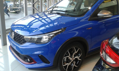fiat argo 1.8 precision at 0km 2018 contado precio exclusivo