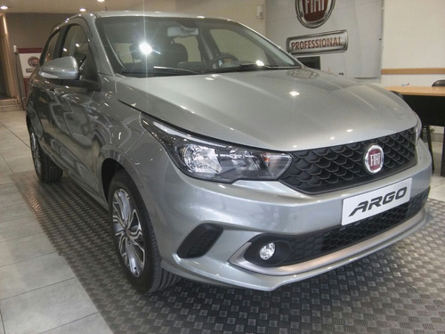 fiat argo 1.8 precision at (o)