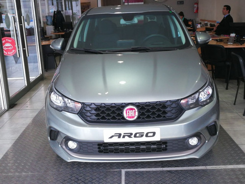 fiat argo 1.8 precision connect