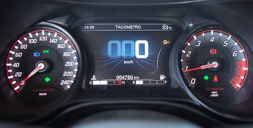fiat argo 1.8 precision hgt 2018 0km (p)