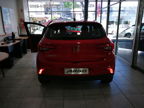 fiat argo 1.8 precision pack full  (o)