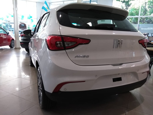fiat argo 1.8 precision pack technology