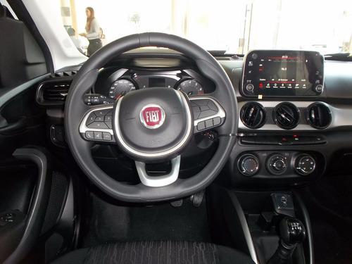 fiat argo drive 1.3 2019 0 km negro