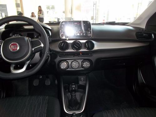 fiat argo drive 1.3 2019 0 km rojo